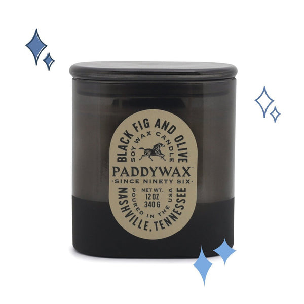 Vista Black Fig & Olive Candle
