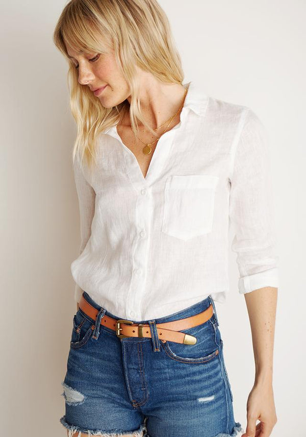 Pocket Button Down