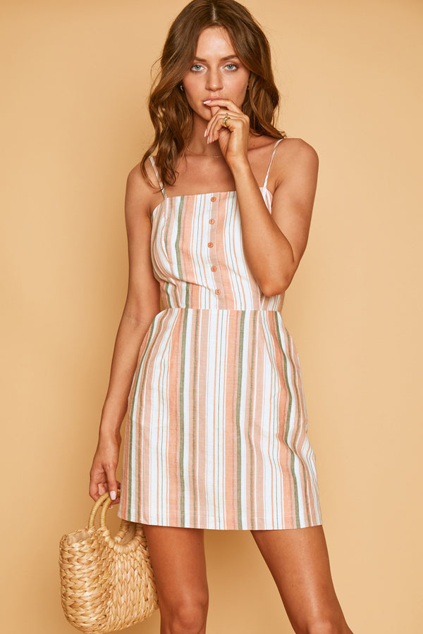 City to Country Mini Dress