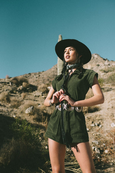 Outlaw Romper