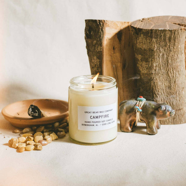 Campfire Candle 6 oz