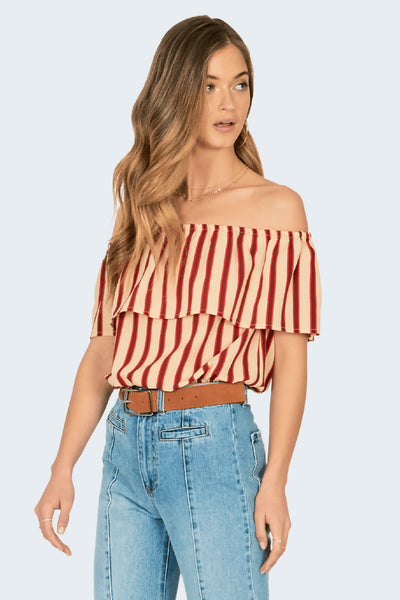 Between The Lines Top
