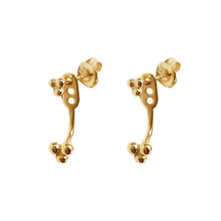 Trinity Ball Jackets- stud earrings