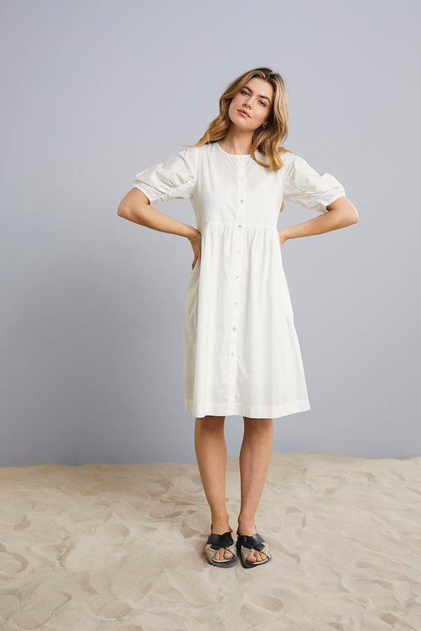 Larissa Button Down Dress