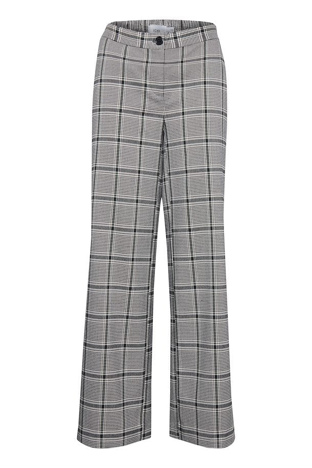 Plaid Tad Hunter Green Trouser
