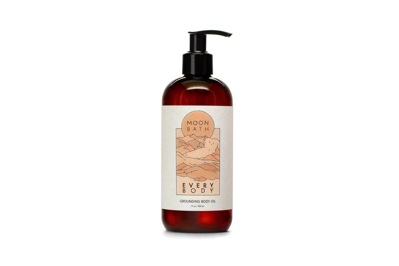 EVERY BODY — grounding body oil