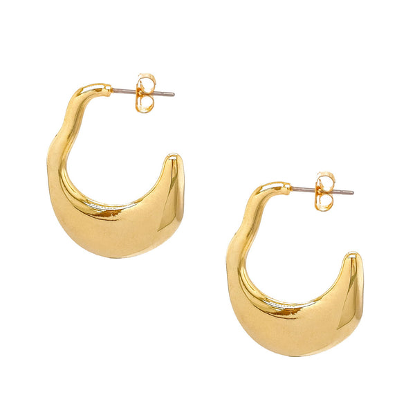 Sophie Hoop Earrings