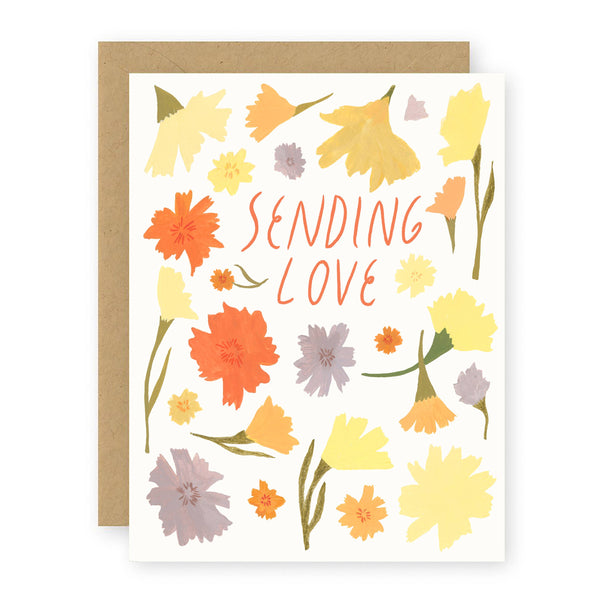 Sending Love Notecard