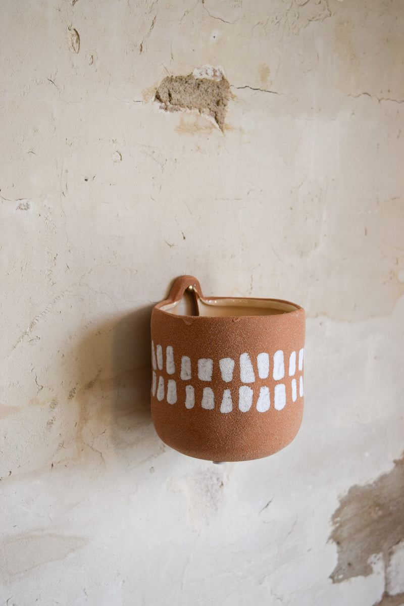Terracotta Hangable Planter