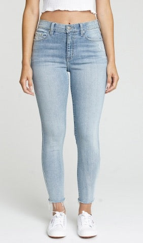 Money Maker High Rise Skinny
