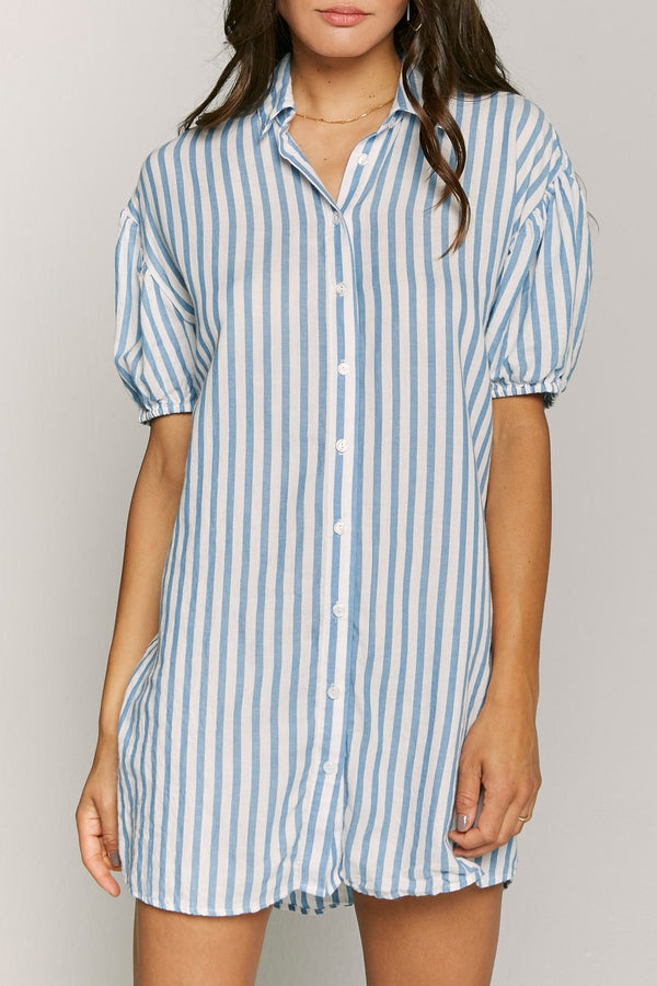 Breeze Reagan Shirt Dress