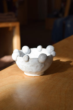 Balance Ball Pinch Pot