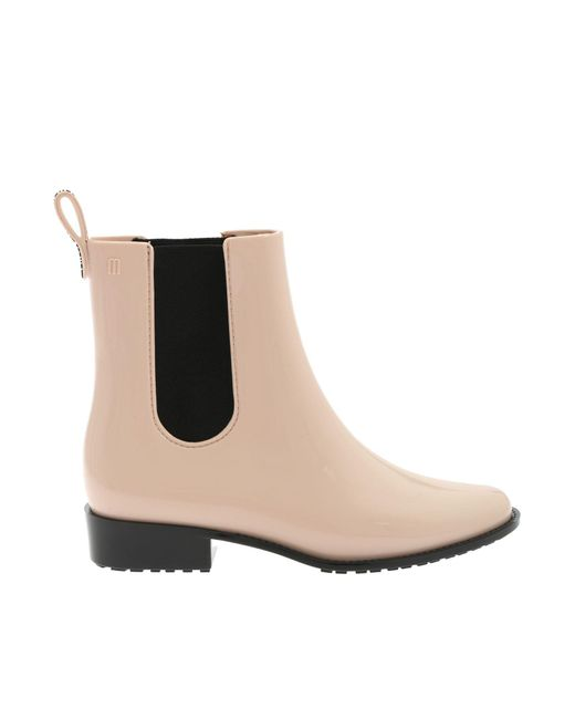 Melissa Rubber Riding Boot