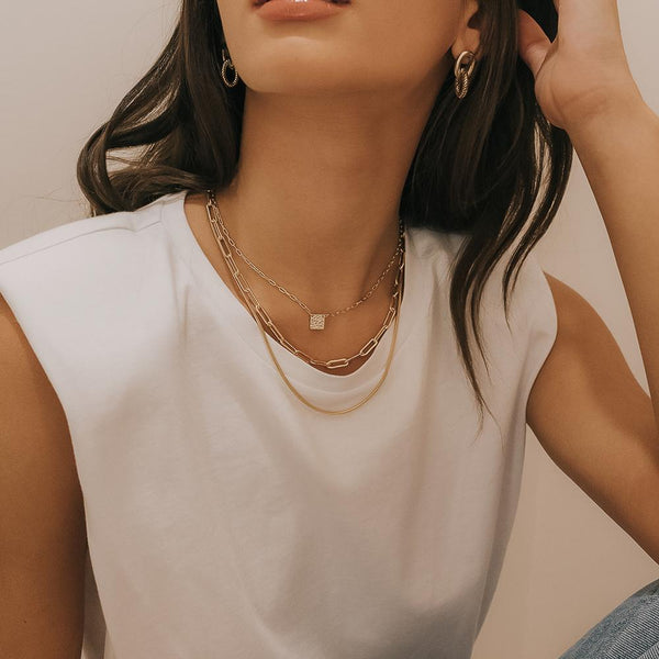 Ryder Snake Chain Necklace
