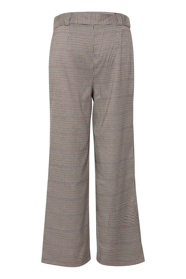Tapioca Checkered Pants