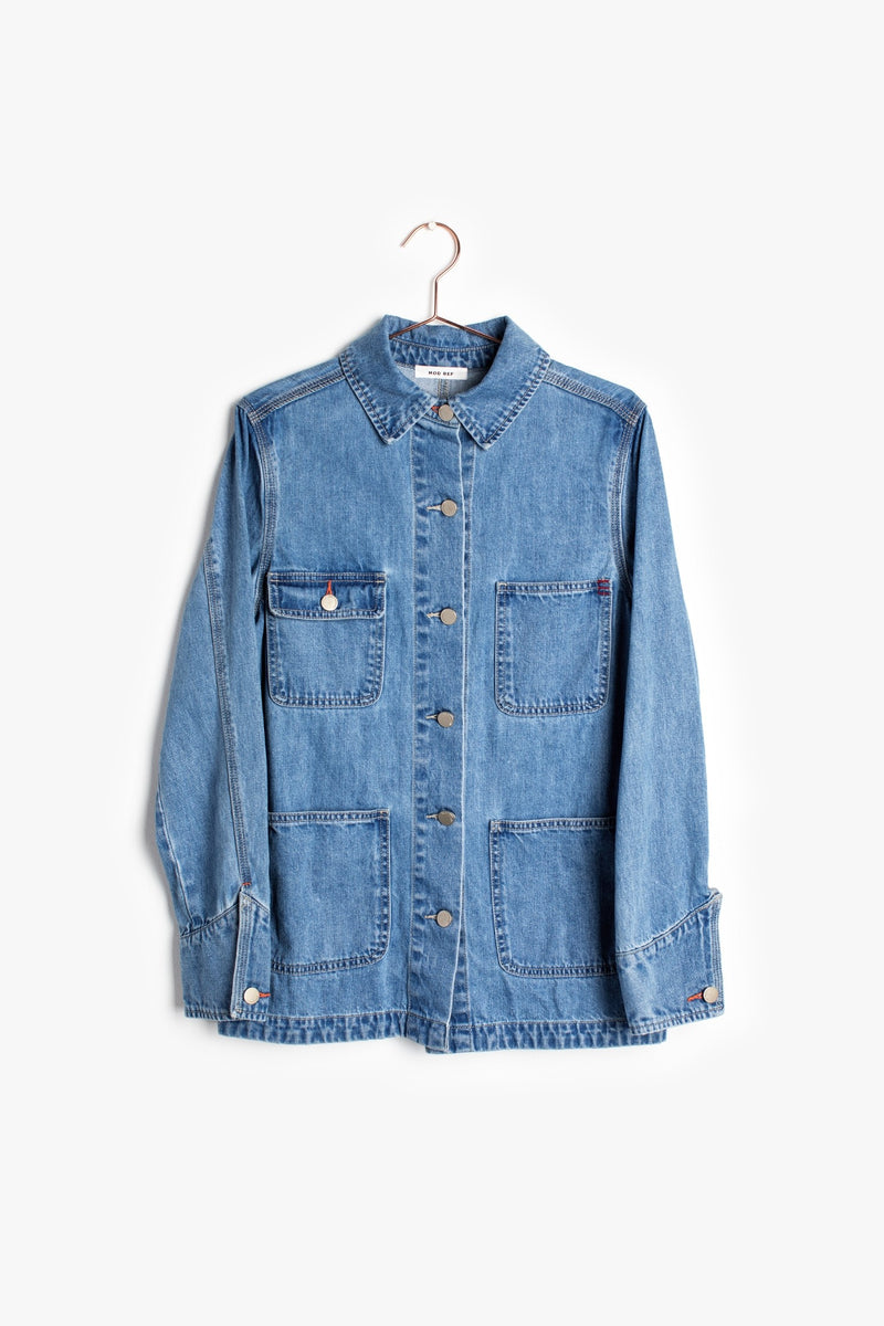 Dawson Denim Jacket