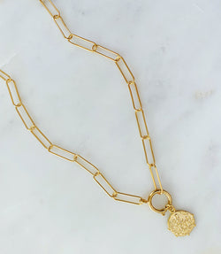 Nicole Coin Necklace
