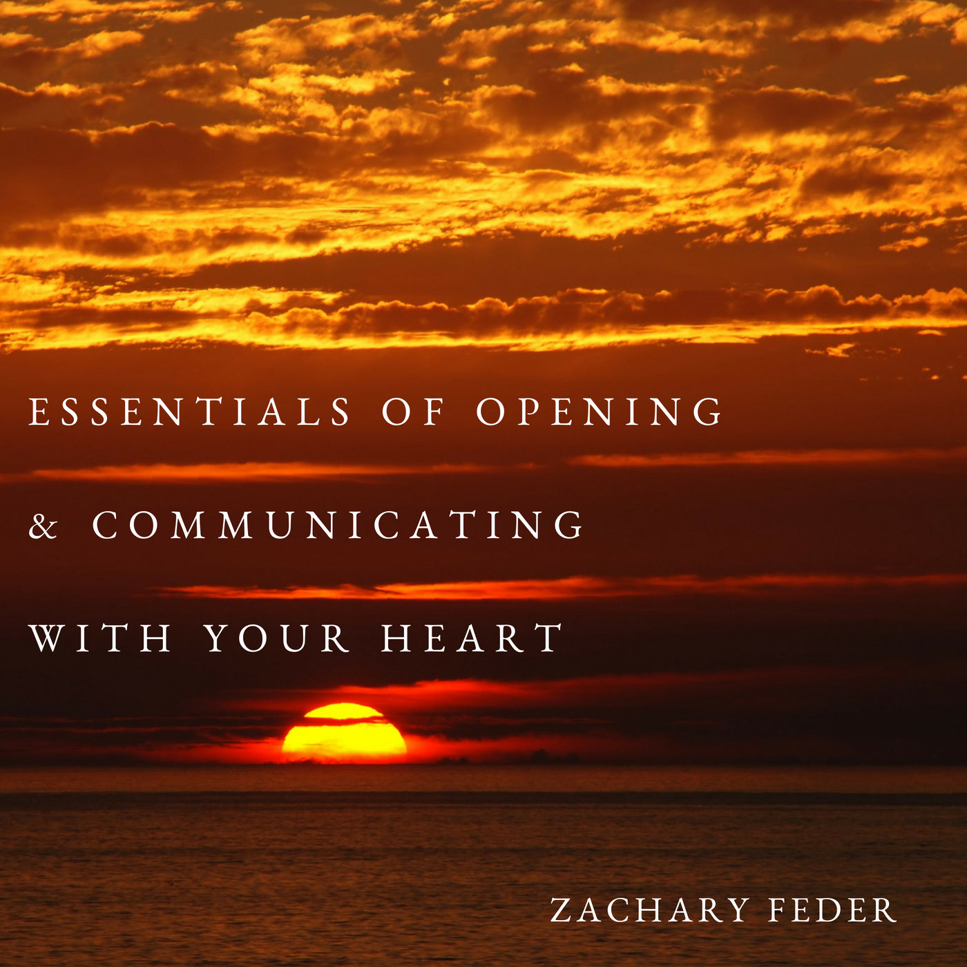 Essentials of Opening and Communicating With Your Heart - Digital Download