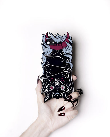 Vamp Bat Phone Case