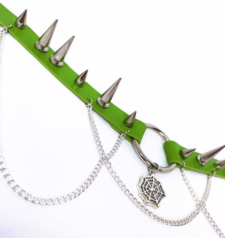 Widow Choker (green)