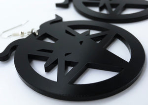 Diablo earrings
