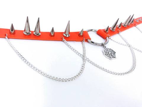 Widow Choker (orange)