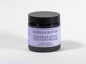 Mineralising Toothpowder