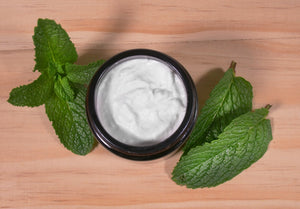 Sweet Peppermint Toothpaste.