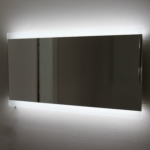 LEORA - LED Parallel Wall-Mounted Mirror 36