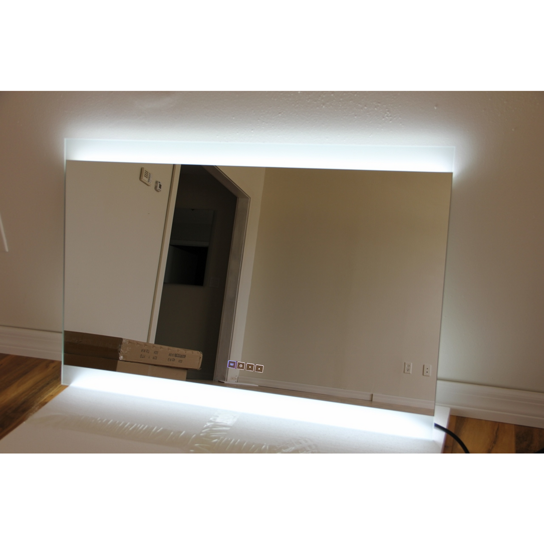 Vanity mirror with lights 36