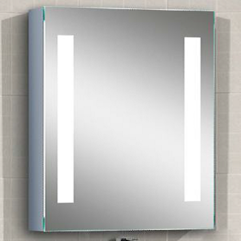 STELLA - LED Wall-Mounted Vertical Striped Medicine Cabinet 20