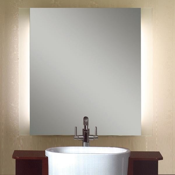 lighted LED Wall-Mounted mirror 28