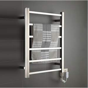 Stainless Steel Polished Mirror Towel Warmer