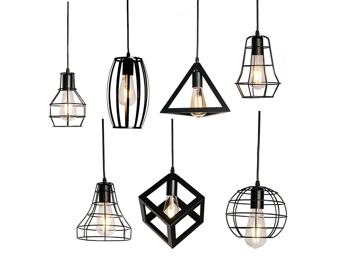 different lighting styles photographic lighting modern iron cage pendant light different styles lighting bright reflections