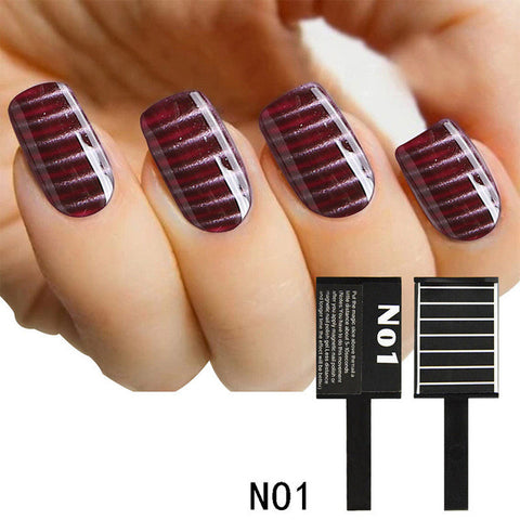Magnetic Color Changing Nail Polish