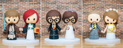 Harry Potter Inspired Cake Toppers