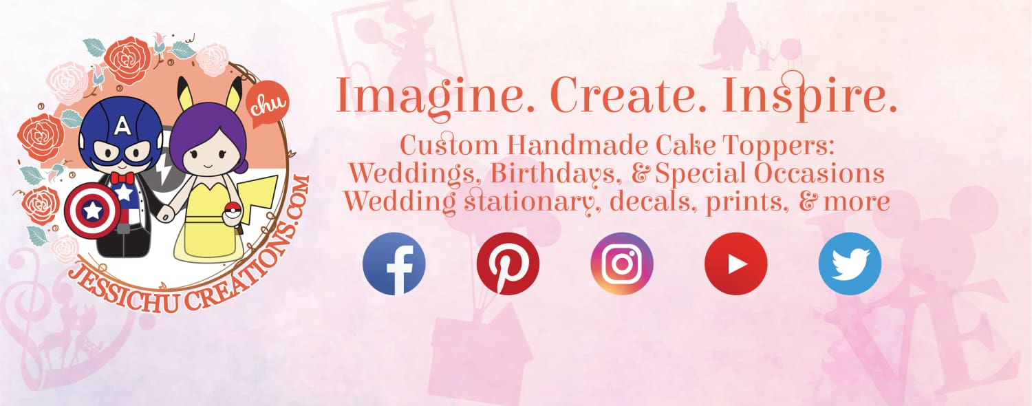 Request a Quote for Cake Toppers