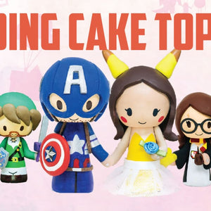 Custom Wedding Cake Topper FAQs