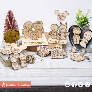 Wooden Cutouts