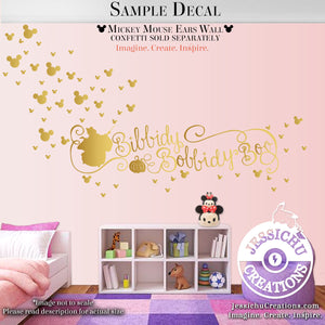 Disney Decals - Walls, Stairs, Cars, Laptops