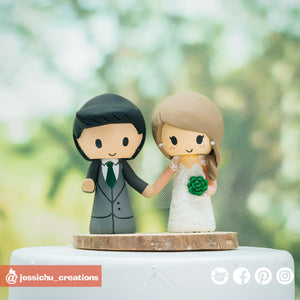 Wedding Cake Toppers Gallery