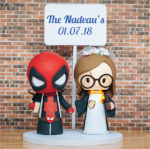 Add-ons & Props Wedding Cake Toppers | Jessichu Creations Blog