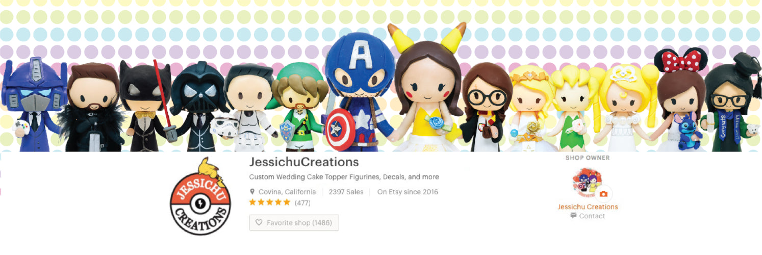 Jessichu Creations | Reviews