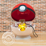 Pokemon Pokeball Masterball Loveball Ring Box I Choose You Wedding Proposal Proposals Pikachu