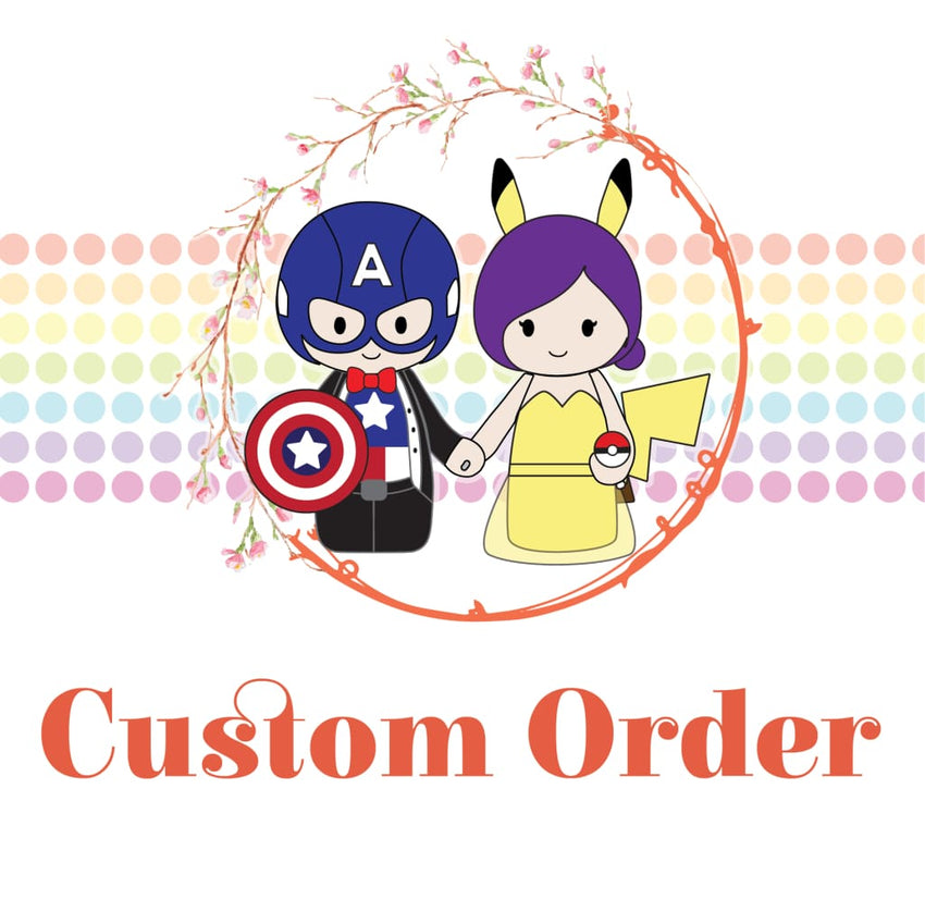 Custom Order Decals