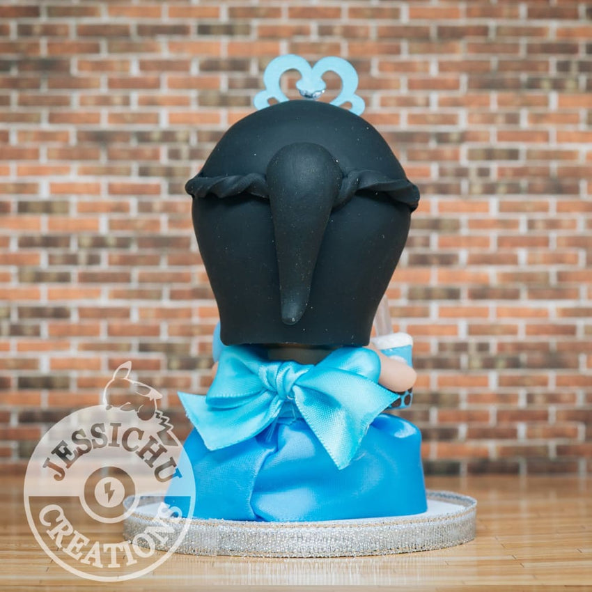 Cinderella Birthday Cake Topper | Disney | Jessichu Creations