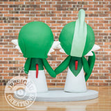 Gallade & Gardevoir Wedding Cake Topper | Nintendo x Pokemon | Jessichu Creations