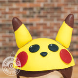Ash Ketchum & Pikachu - Nintendo Pokemon Inspired Wedding Cake Topper | Wedding Cake Toppers | Cake Topper Gallery | Jessichu Creations