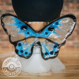Butterfly | Wedding Cake Topper Figurines | Jessichu Creations