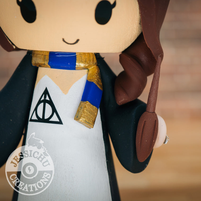Harry Potter Ravenclaw Wedding Cake Topper | Jessichu Creations